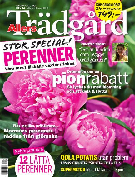 Allers Trädgård March 03, 2015 00:00