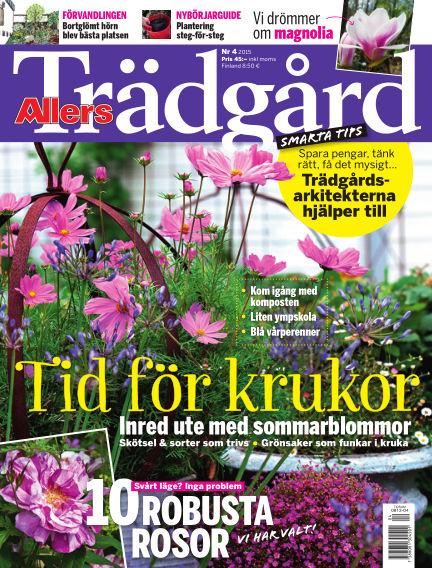 Allers Trädgård March 23, 2015 00:00