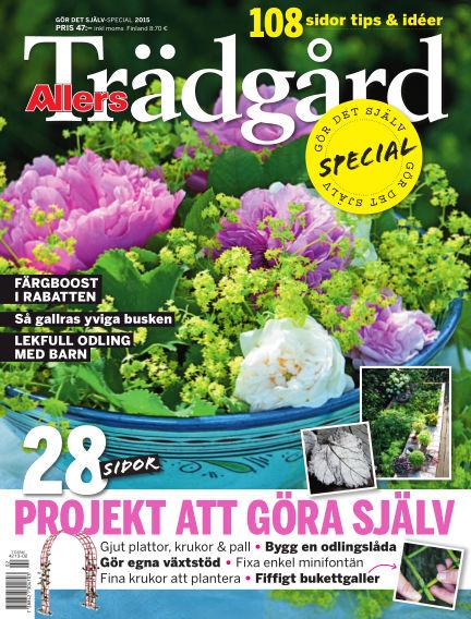 Allers Trädgård April 24, 2015 00:00