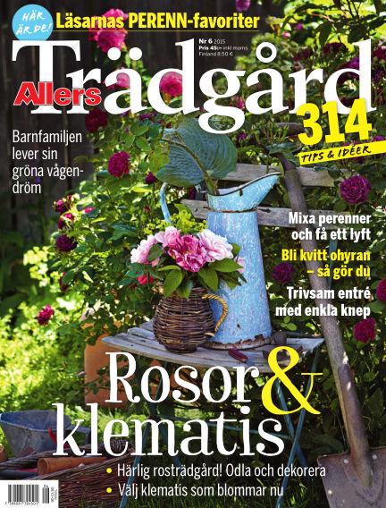 Allers Trädgård May 07, 2015 00:00