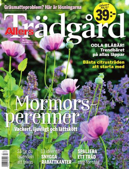 Allers Trädgård June 04, 2015 00:00