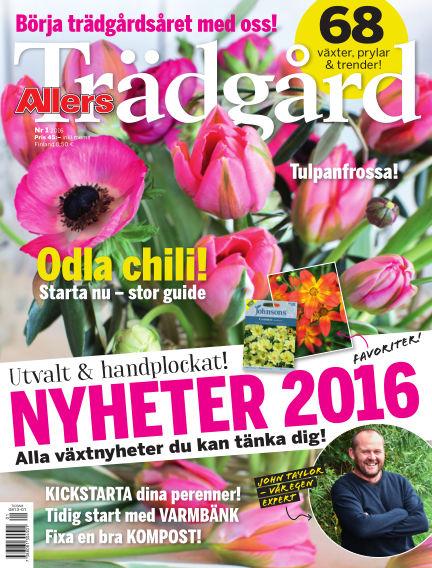 Allers Trädgård December 29, 2015 00:00
