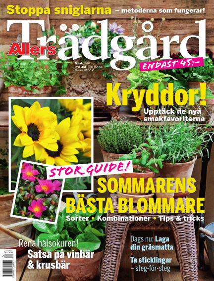 Allers Trädgård March 17, 2016 00:00
