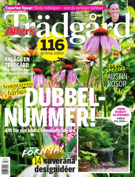 Allers Trädgård June 02, 2016 00:00
