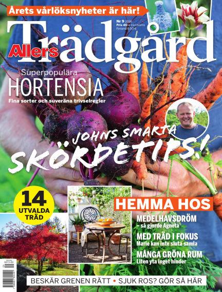 Allers Trädgård July 28, 2016 00:00