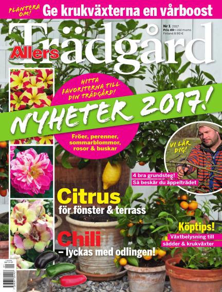 Allers Trädgård December 29, 2016 00:00
