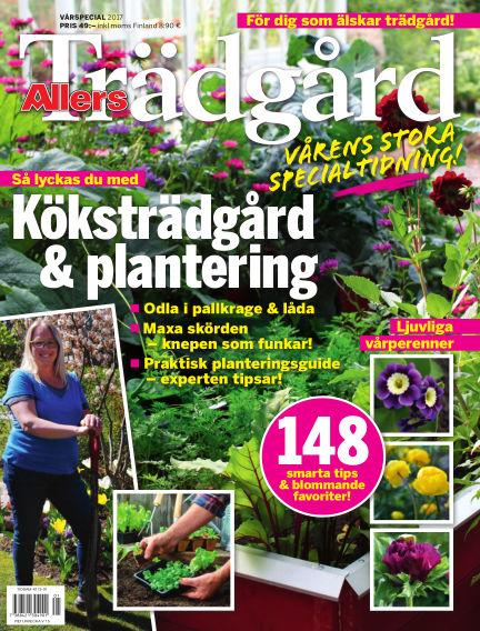 Allers Trädgård February 23, 2017 00:00