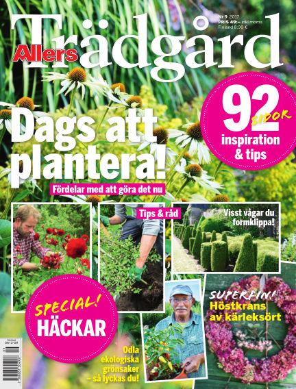 Allers Trädgård July 27, 2017 00:00