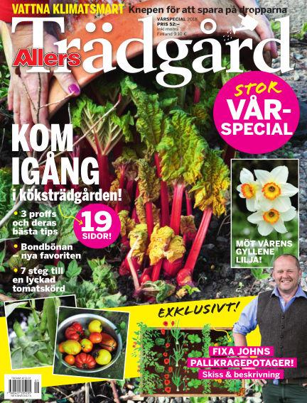 Allers Trädgård February 22, 2018 00:00