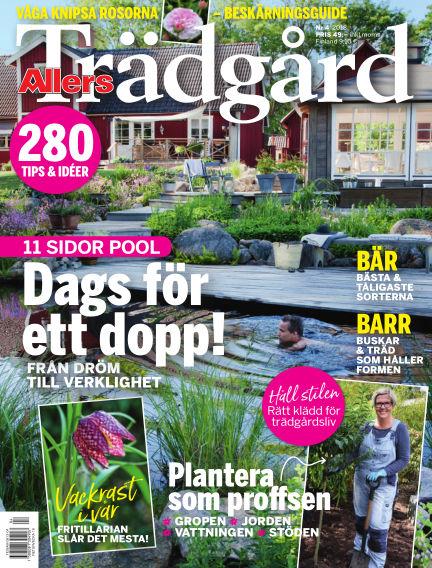 Allers Trädgård March 15, 2018 00:00