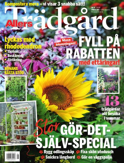 Allers Trädgård May 03, 2018 00:00