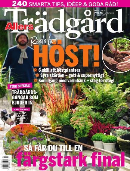 Allers Trädgård September 06, 2018 00:00
