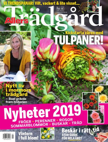 Allers Trädgård December 28, 2018 00:00