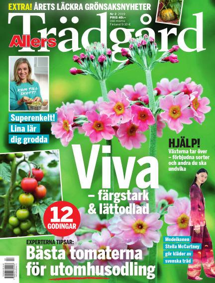 Allers Trädgård January 24, 2019 00:00