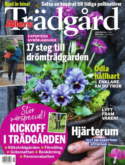 Allers Trädgård February 21, 2019 00:00