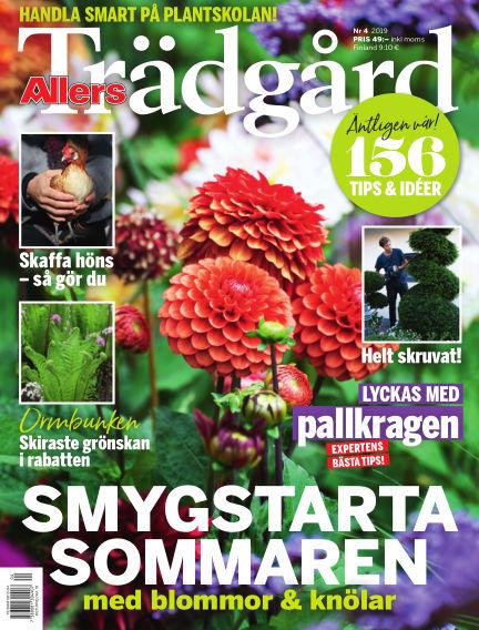 Allers Trädgård March 14, 2019 00:00