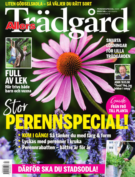 Allers Trädgård April 16, 2019 00:00
