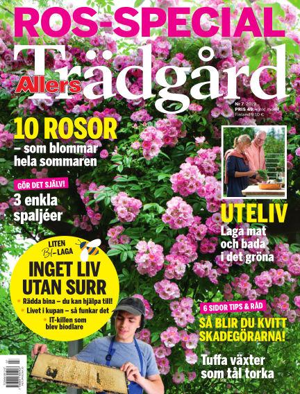 Allers Trädgård May 29, 2019 00:00