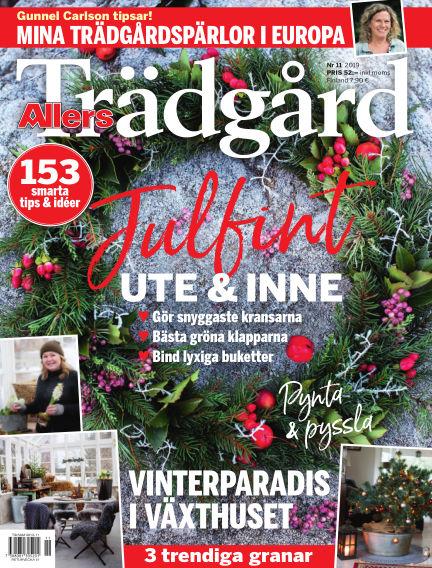Allers Trädgård October 17, 2019 00:00