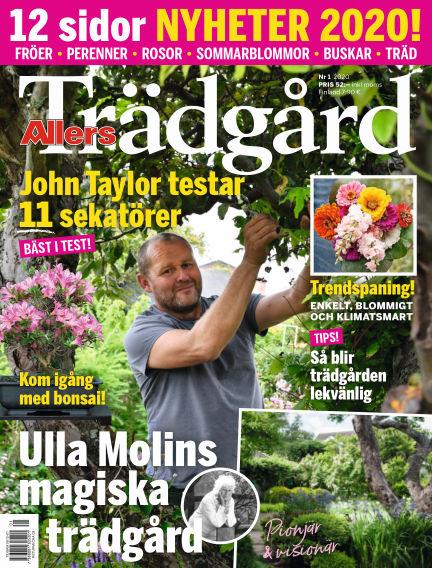 Allers Trädgård December 17, 2019 00:00