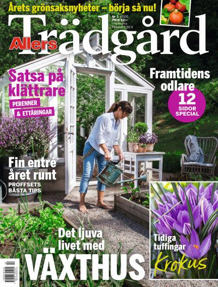 Allers Trädgård January 16, 2020 00:00
