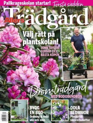 Allers Trädgård 2020-03-12