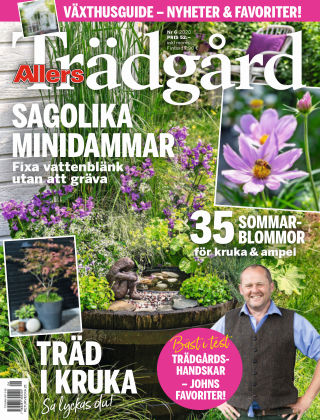 Allers Trädgård 2020-05-19