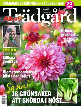 Allers Trädgård 2020-07-16