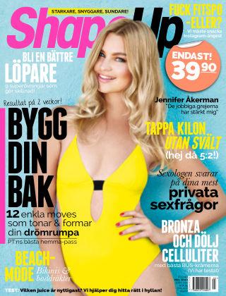 Shape Up (Inga nya utgåvor) 2016-05-03