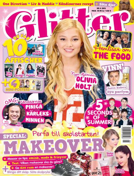 Glitter (Inga nya utgåvor) August 12, 2014 00:00