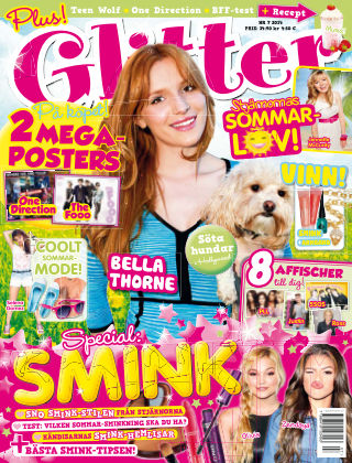 Glitter (Inga nya utgåvor) 2014-07-18