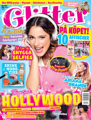 Glitter (Inga nya utgåvor) 2014-09-16
