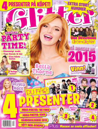 Glitter (Inga nya utgåvor) 2014-12-23