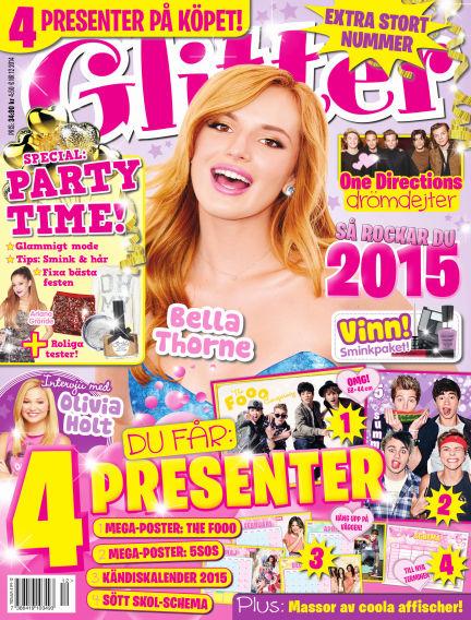 Glitter (Inga nya utgåvor) December 23, 2014 00:00