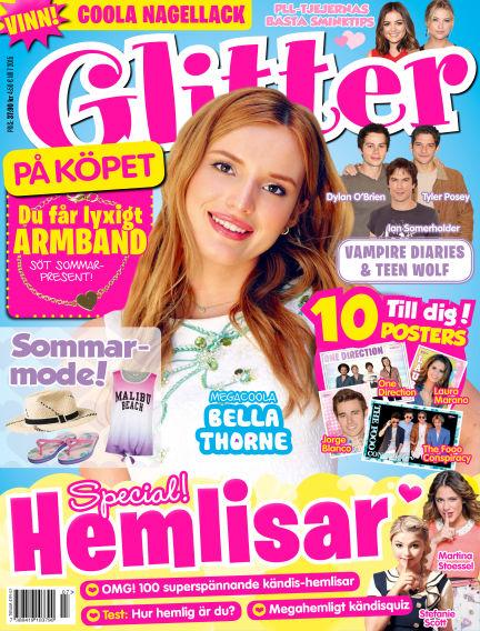 Glitter (Inga nya utgåvor) July 14, 2015 00:00