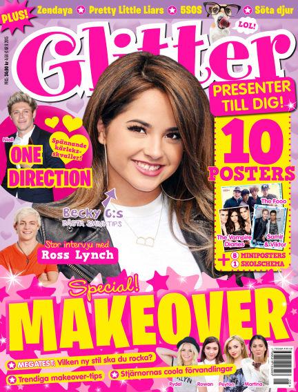 Glitter (Inga nya utgåvor) August 11, 2015 00:00