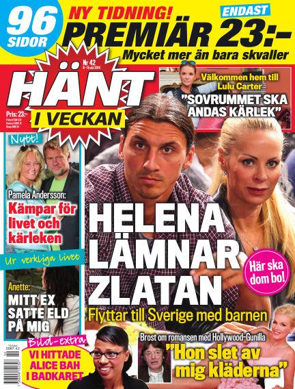 Hänt i Veckan October 08, 2014 00:00
