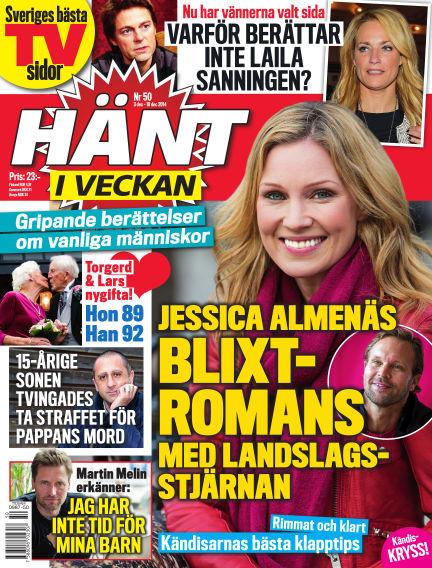 Hänt i Veckan December 03, 2014 00:00