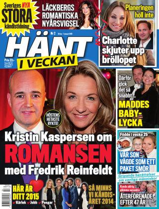 Hänt i Veckan 2014-12-30