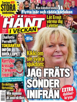 Hänt i Veckan 2015-01-07
