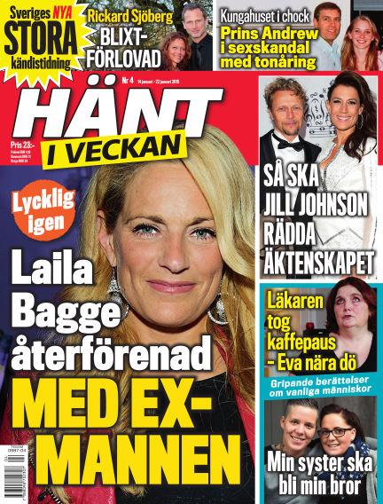 Hänt i Veckan January 14, 2015 00:00