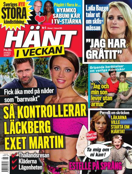 Hänt i Veckan January 28, 2015 00:00