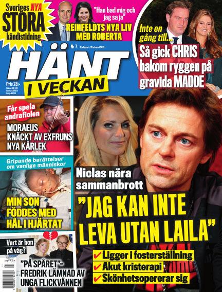 Hänt i Veckan February 04, 2015 00:00