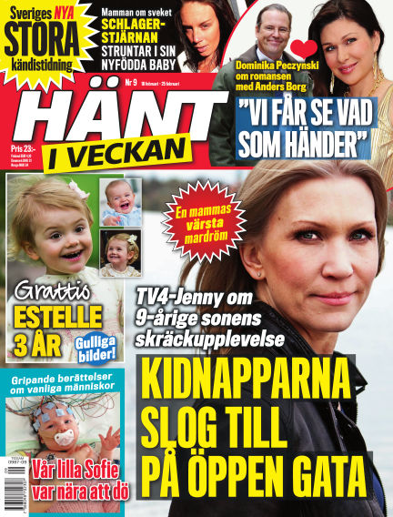 Hänt i Veckan February 18, 2015 00:00