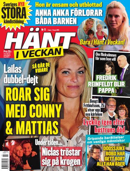 Hänt i Veckan March 04, 2015 00:00