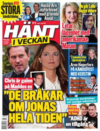 Hänt i Veckan 2015-04-08