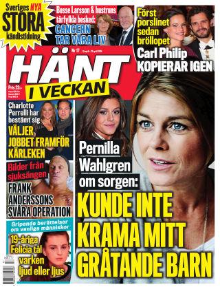 Hänt i Veckan 2015-04-15