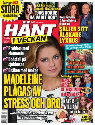 Hänt i Veckan 2015-05-06