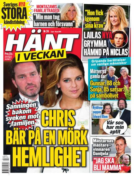 Hänt i Veckan June 03, 2015 00:00
