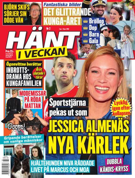 Hänt i Veckan January 07, 2016 00:00